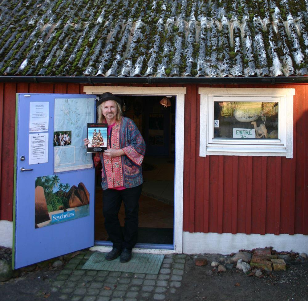 Gittan hansson, Arnolds Kannibalmuseum
