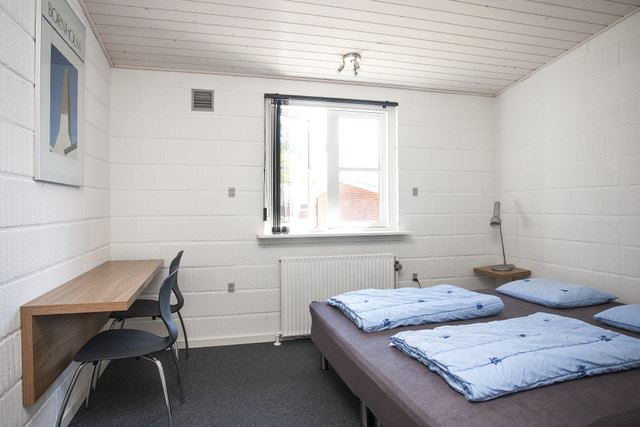 Dueodde Familiecamping & Hostel (værelser)