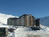 Studio cabine 4 Pers 150m des pistes / MEDIAN 127