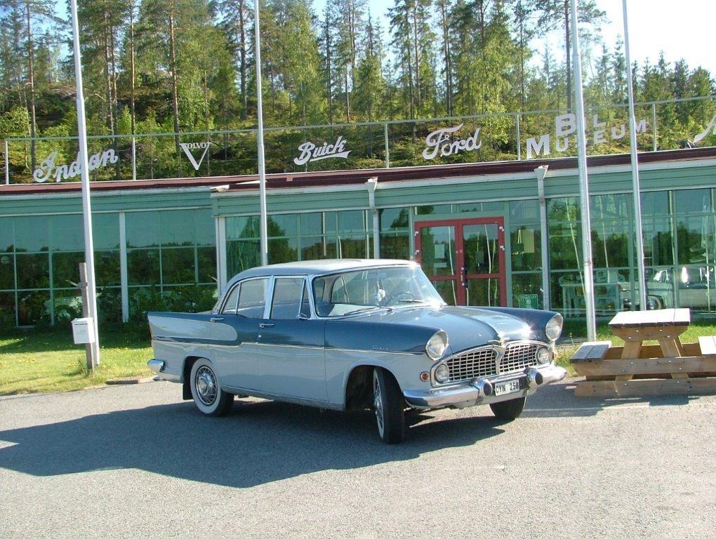 Ådalens classic car museum