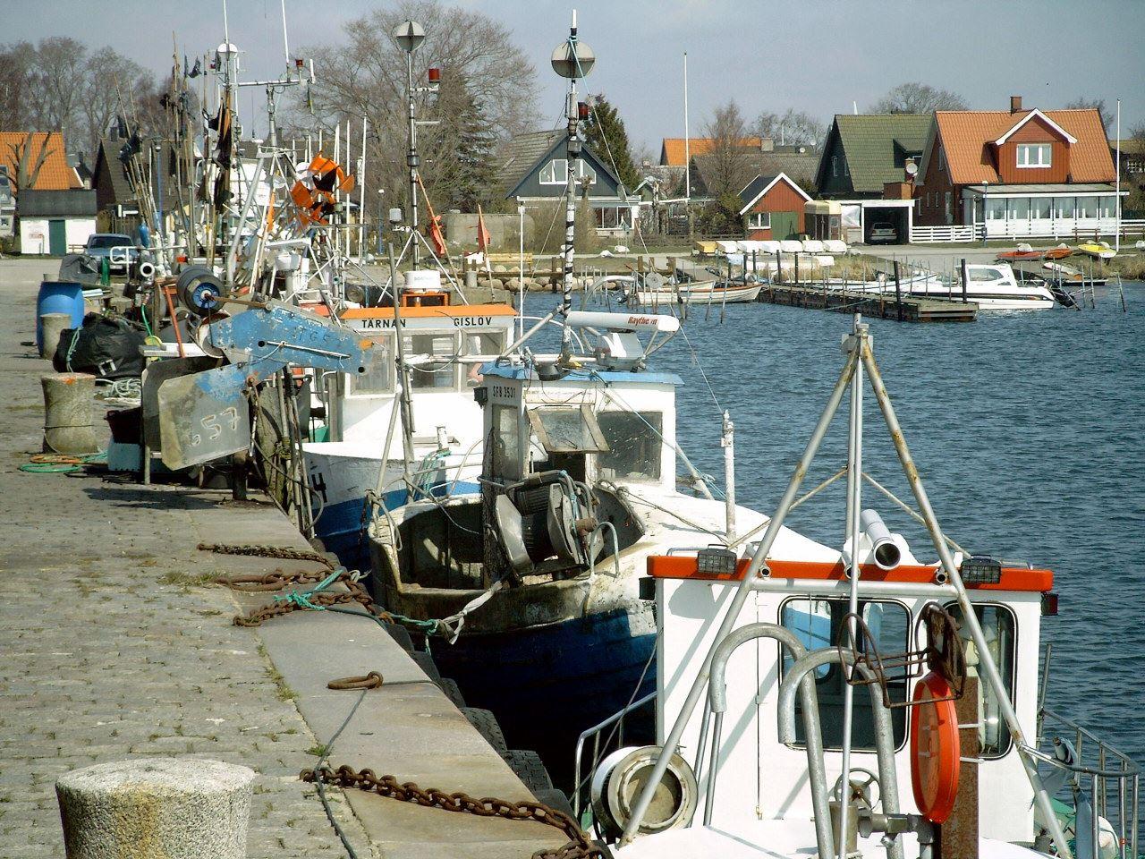 Gislövs Gasthafen