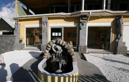 Maison Zafer Lontan (visite du musée)