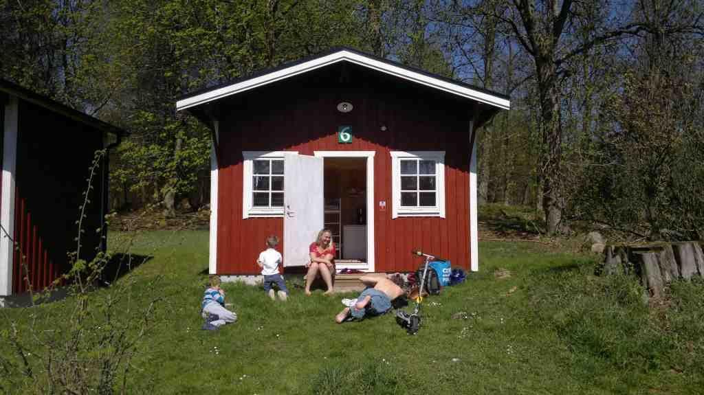 Klåveröds vandrarhem & café i Kågeröd, SVIF