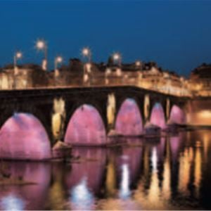 Toulouse by night