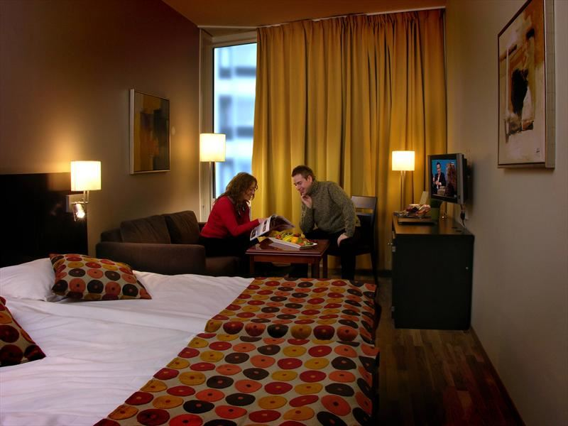 © Rica Hell Hotel, Scandic Hell Hotel - Accommodation