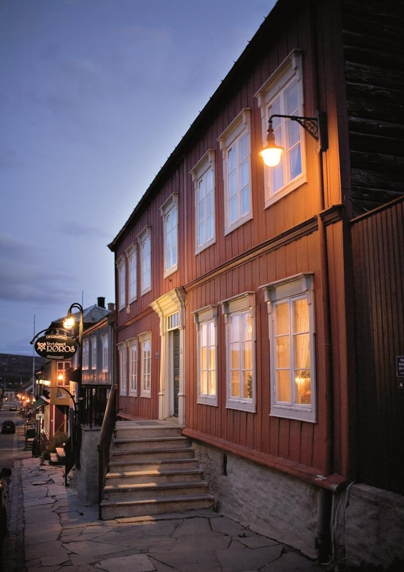 Vertshuset Røros - apartments