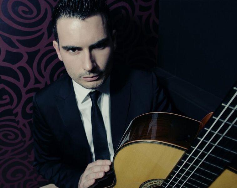 Guitaralde Hendaye : Concert de Carlos Piñana - Flamenco