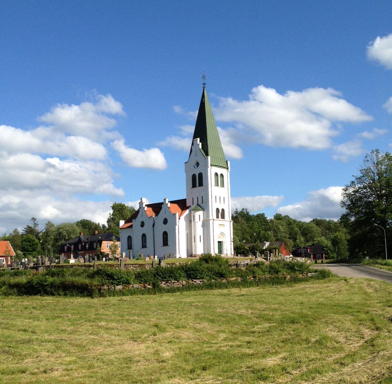 Hässleholms Turistbyrå, Matteröds kyrka
