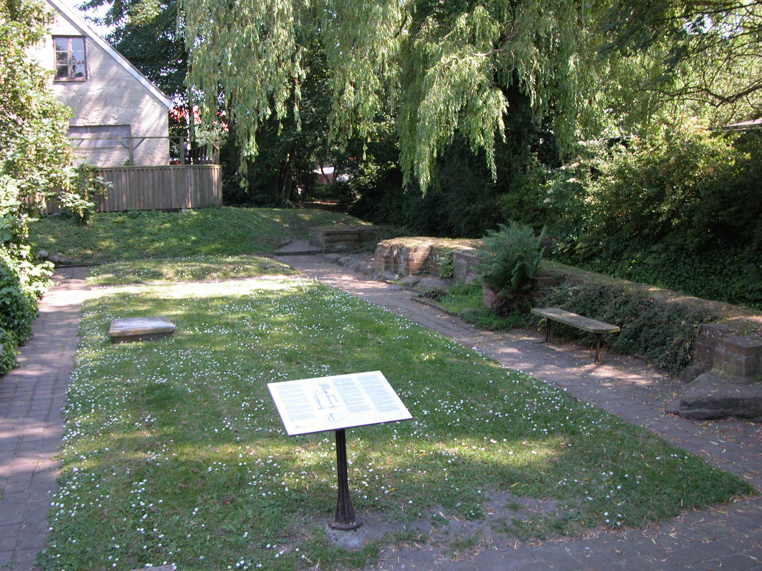Klosterträdgården