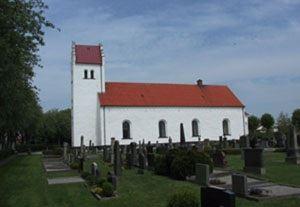 © Svenska kyrkan, Ulf Hansson, Onslunda kyrka