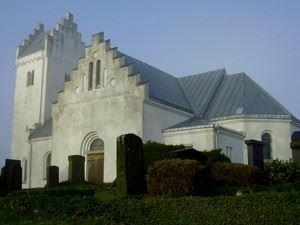 Ullstorps kyrka
