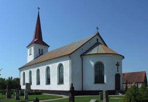 © Svenska kyrkan, Ulf Hansson, Spjutstorps kyrka