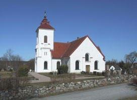 © Svenska kyrkan, Ulf Hansson, Brösarps kyrka