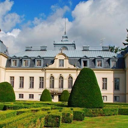 Kronovalls Slottsträdgård