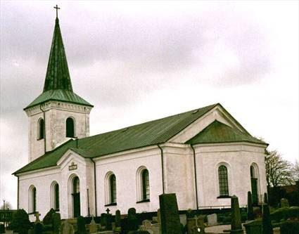 Kverrestads kyrka
