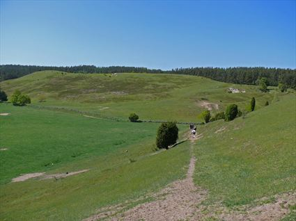 © Tomelilla kommun, Brösarps nordre Bakker - Brösarps Backar -Vandreture - Cykel