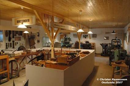 Onslunda Hembygds- och borstmuseum