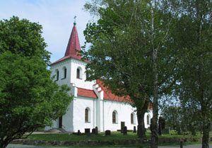Eljaröds kyrka
