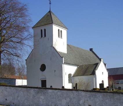 © Svenska kyrkan, Stig Johansson, Tosterups kyrka