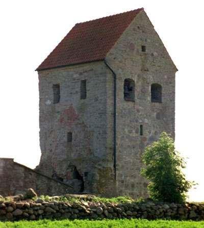 © SVenska kyrkan, Stig Johansson, Nedraby kyrkoruin