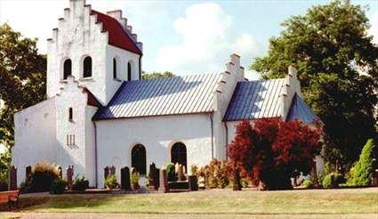 © Svenska kyrkan, Stig Johansson, Övraby kyrka