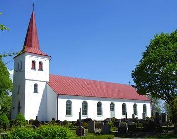 © Tomelillabygdens församling, Tryde kyrka
