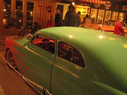 © Nostalgi Café the 50´s, ©Annelie och Caroline Persson, Nostalgi Café the 50´s
