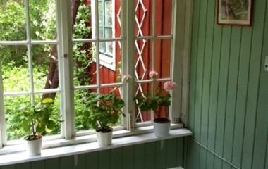 Stuga i Storvik