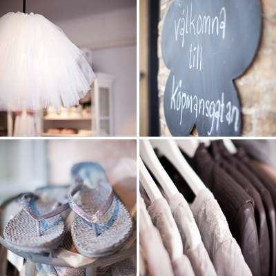 © Lisa Maria, Boutique Köpmansgatan