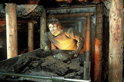 © Anders Lindner, Bjuv Mining Museum