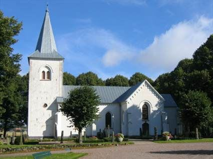 © Anders Lindberg, Västra Broby Church