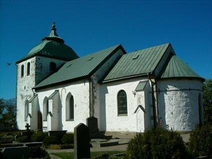 Gråmanstorp Church