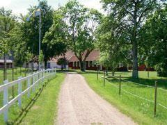 Söderåsens Forsgård – Stay on a farm