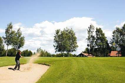 © Bertil Hagberg, Golfbanan, foto Bertil Hagberg