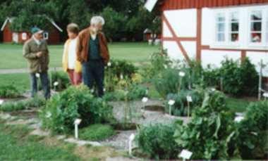 © Klippans Hembygdsförening, Elfdalens Hembygdsby - Åby Museum