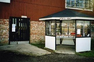 © Tranarps Frukt och Must, Gårdsbutiken