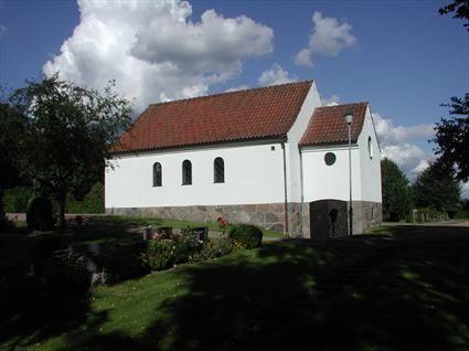 © Röstånga Turistbyrå, Röstånga Church
