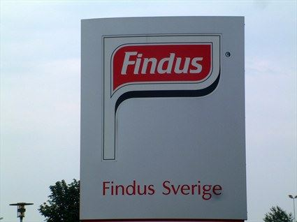 © Anders Lindner, Findus Skylt