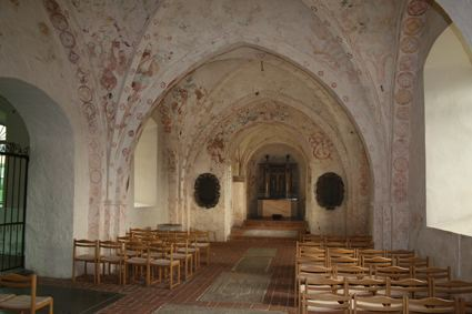 © Tord Johansson, Näs church