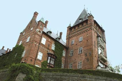 © Tord Johansson/Eslövs kommun, Trollenæs slot - Trollenäs slott