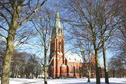 © Tord Johansson, Eslövs church