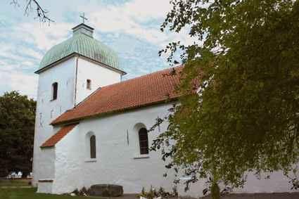 © Tord Johansson, Västra Sallerups church