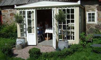 © Stenhuset Antikhandel, Stenhusets Antik B&B