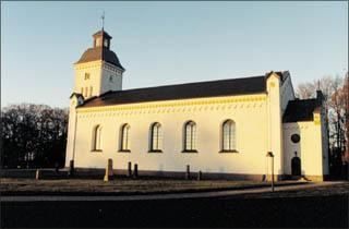 © Magnus Larsson, Trollenäs church
