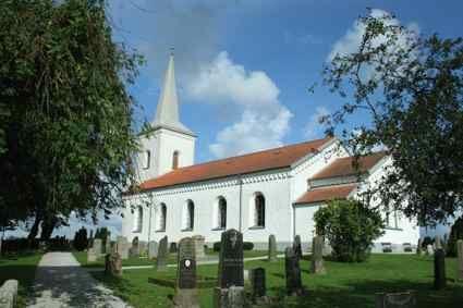 Bosarps church