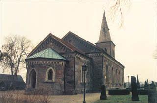 © Magnus Larsson, Västra Strö church