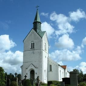 © Tord Johansson, Holmby church