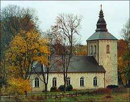 © Karin Gottlow, Örtofta church