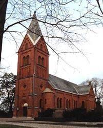 © Magnus Larsson, Remmarlövs church