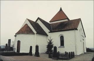 © Magnus Larsson, Östra Strö kyrka